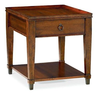Sunset Valley Rectangular End Table