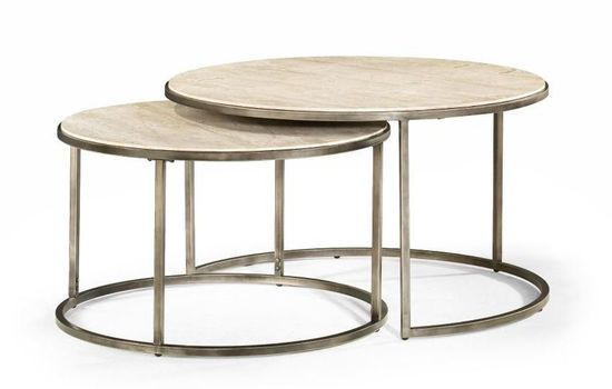 Picture of Modern Basics Round Cocktail Table