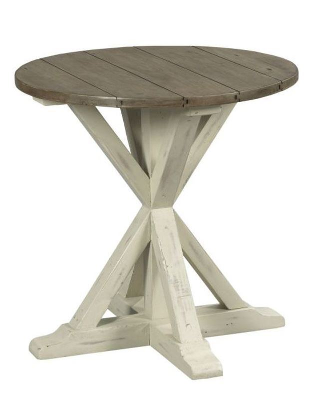 Picture of Reclamation Place Round End Table