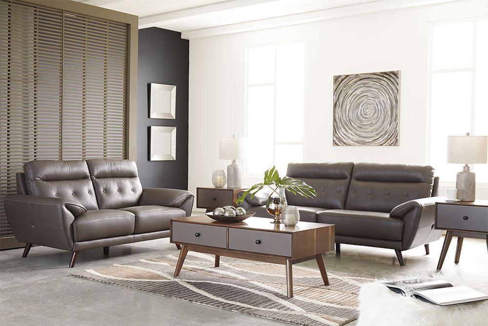 Picture of Sissoko Gray Sofa