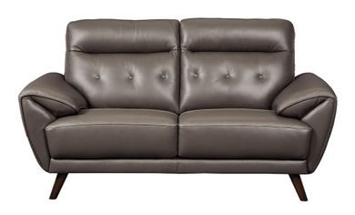 Sissoko Gray Loveseat