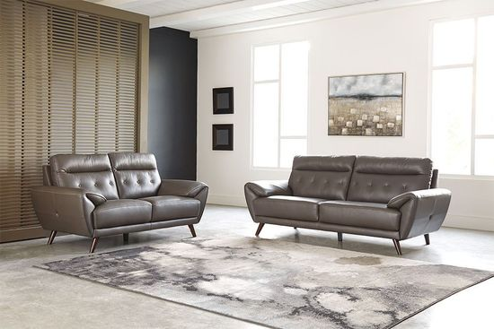 Picture of Sissoko Gray Loveseat