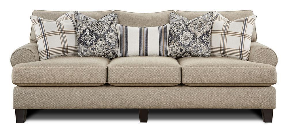 Picture of Whitaker Wheat Sofa