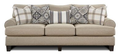 Whitaker Wheat Sofa