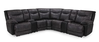 Ivey Gray Six Piece Sectional