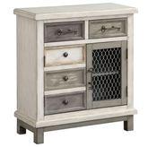 Keystone Two Door Two Drawer Cabinet