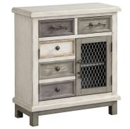 Keystone Two Door Two Drawer Cabinet