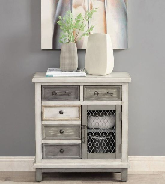 Picture of Keystone Two Door Two Drawer Cabinet