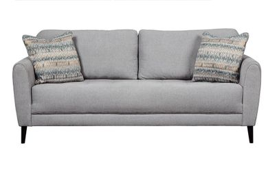 Cardello Pewter Sofa