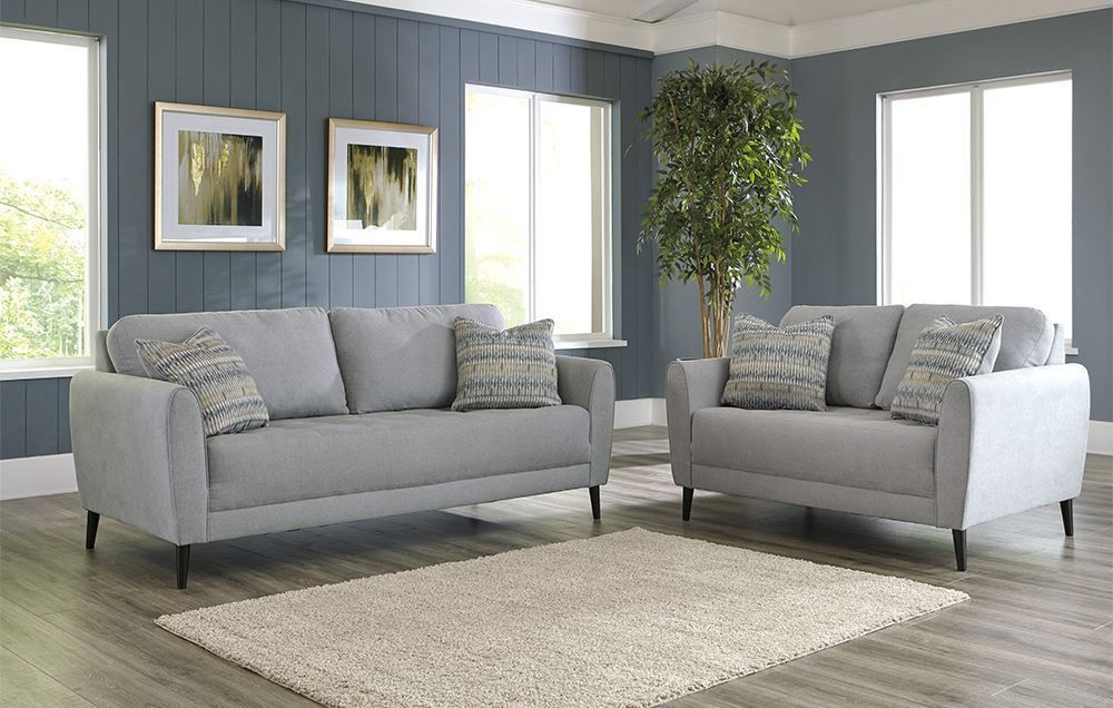Picture of Cardello Pewter Sofa