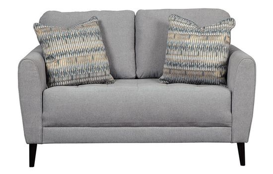 Picture of Cardello Pewter Loveseat