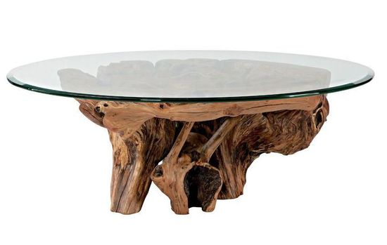 Picture of Hidden Treasure Rootball Cocktail Table