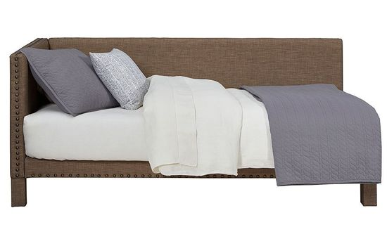 Picture of Ryleigh Brown Twin Corner Bed Set