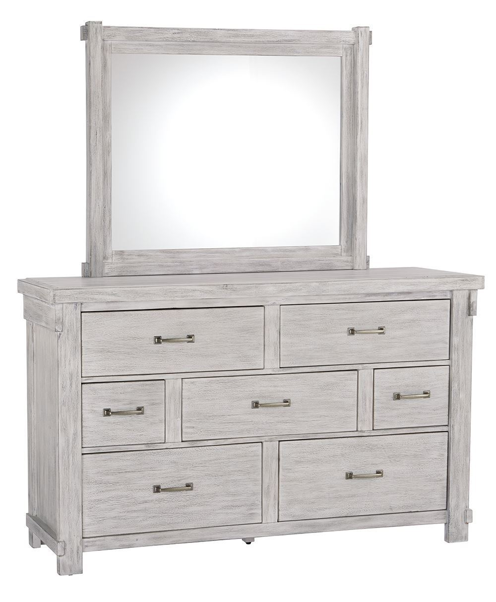 Picture of Brashland Dresser and Mirror