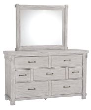 Brashland Dresser and Mirror