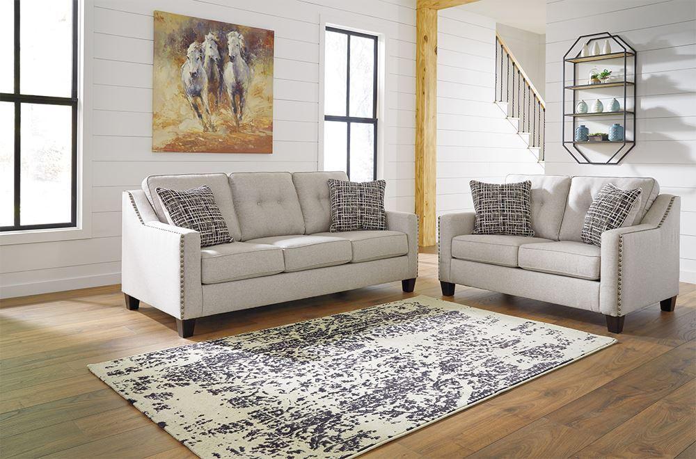 Picture of Marrero Fog Sofa