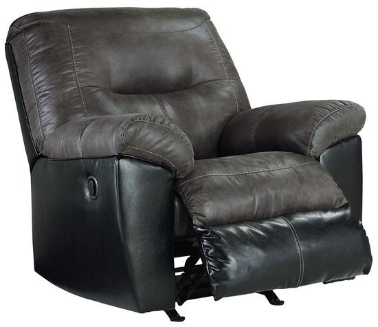 Picture of Leonberg Slate Rocker Recliner