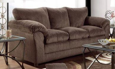 Kelly Chocolate Sofa