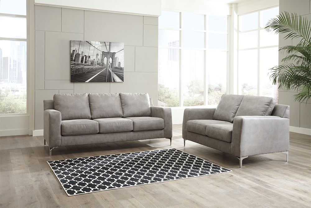 Picture of Ryler Steel Loveseat