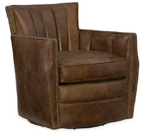 Picture of Carson Swivel Club Chair