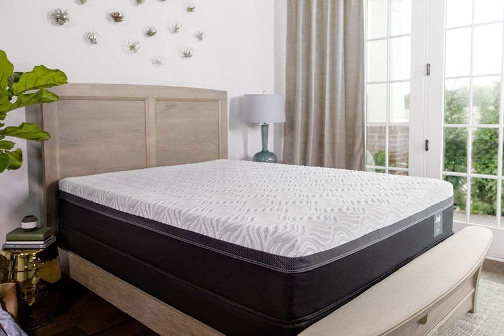 Picture of Sealy Trust II Adjustable Head and Foot-King Mattress Set