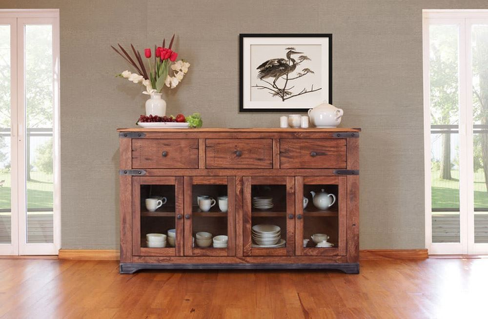 Picture of Parota Console
