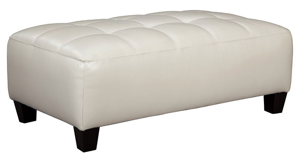 Picture of Nokomis Arctic Oversized Accent Ottoman