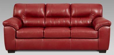 Austin Red Sofa