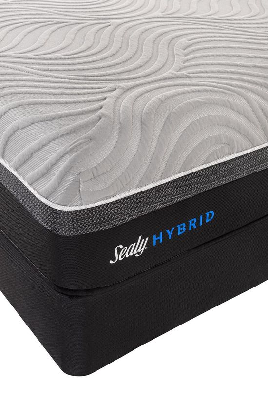 Picture of Sealy Kelburn II Adjustable Head and Foot-California King Mattress Set