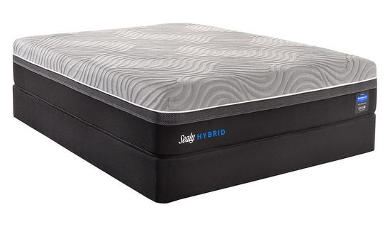 Picture of Sealy Kelburn II Adjustable Head, Foot and Massage-Twin XL Mattress Set