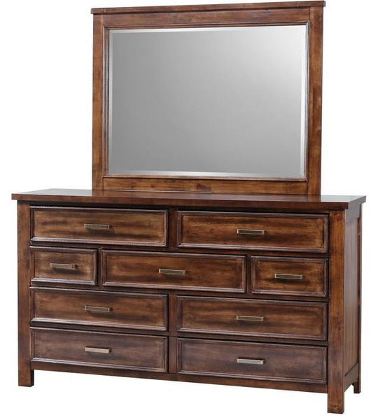 Picture of Sully Dresser and Mirror