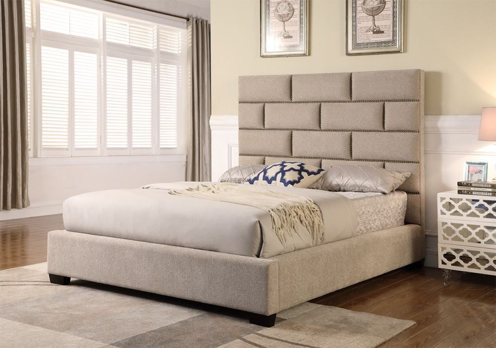 Picture of Broker Mushroom King Bed Set