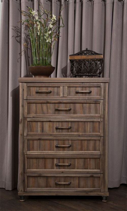 Picture of Crossings Six Drawer Chest
