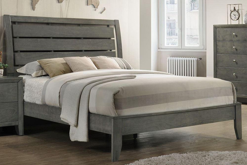 Picture of Evan Grey Queen Bedroom Set