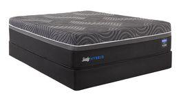 Sealy Silver Chill Plush Standard Boxspring-Full Mattress Set