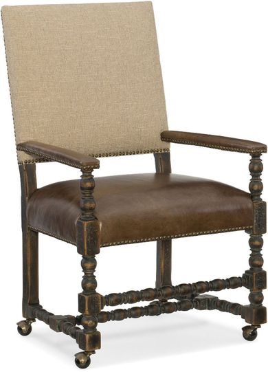 Hill Country Upholstered Arm Chair
