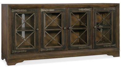 Hill Country Media Console