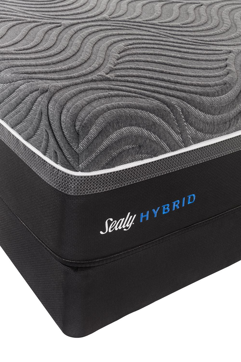 Picture of Sealy Silver Chill Plush Adjustable Head and Foot-California King Mattress Set