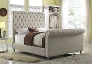 Wendao Linen Queen Bed Set