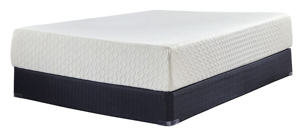 Picture of Ashley Chime 12 Inch Adjustable Head and Foot-King Mattress Set