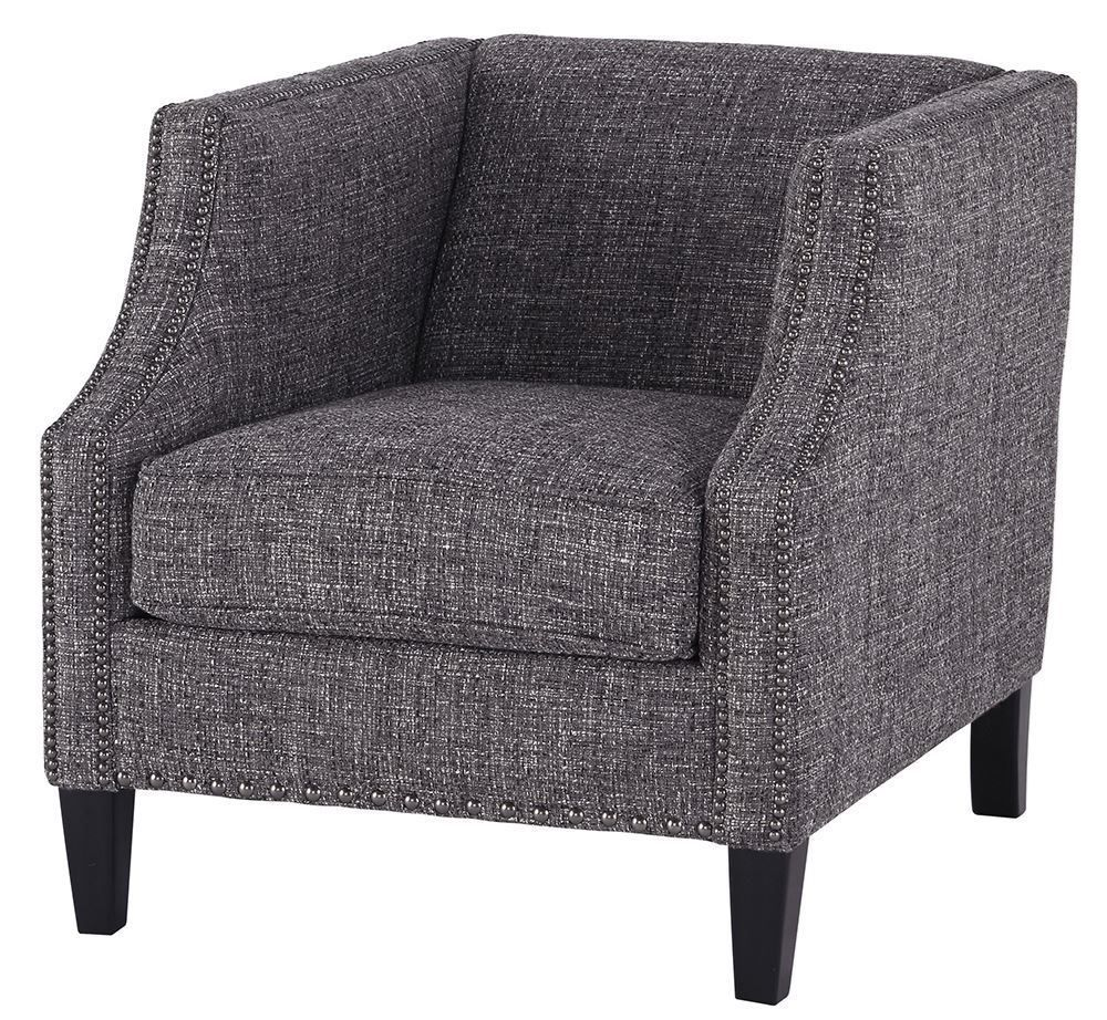 Picture of Felsbert Charcoal Accent Chair