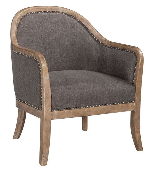Picture of Engineer Brown Accent Chair
