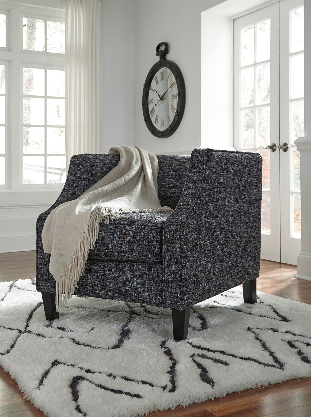 Picture of Malchin Midnight Accent Chair