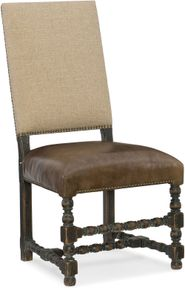 Hill Country Upholstered Side Chair