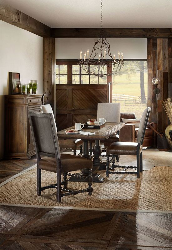 Picture of Hill Country Upholstered Side Chair