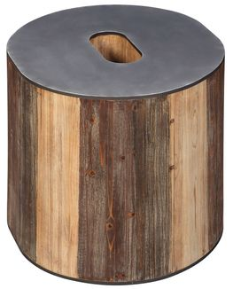 """Highmender """"O"""" Accent Table"""