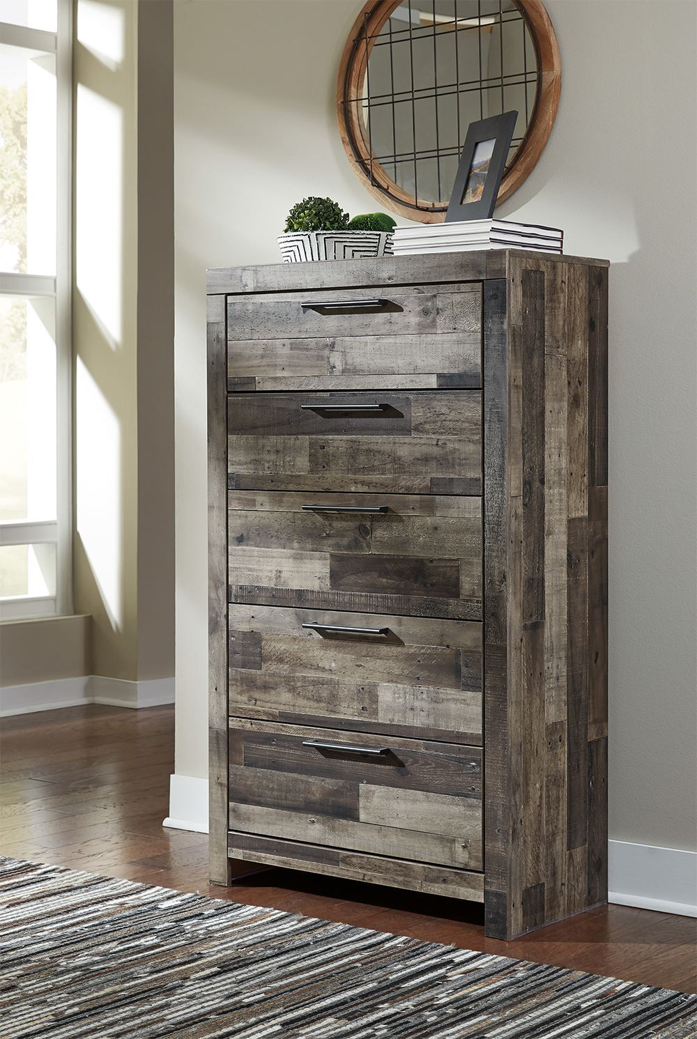 Picture of Derekson Five Drawer Chest