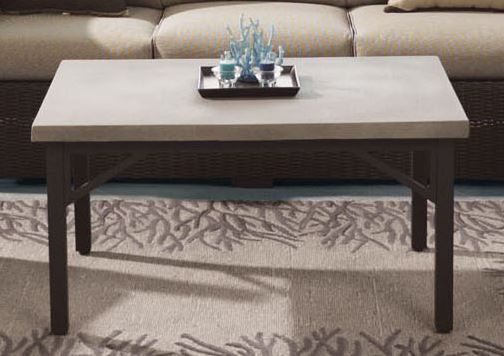 Picture of Avenue Rectangular Coffee Table