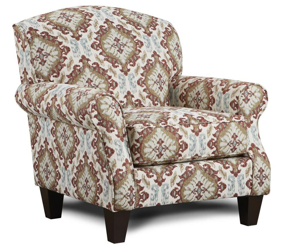 Picture of Samara Citrus Accent Chair