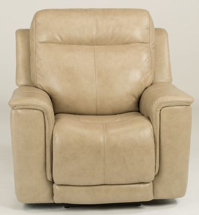 Miller Pebblestone Power Recliner